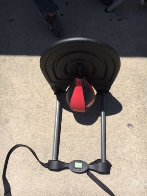 Speed bag for Sale in Pomona, CA