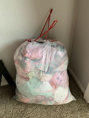 Baby girl clothes 0-3 months for Sale in Las Vegas, NV