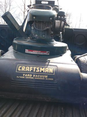 4.5 yard machine vacuum for Sale in Hartford, CT
