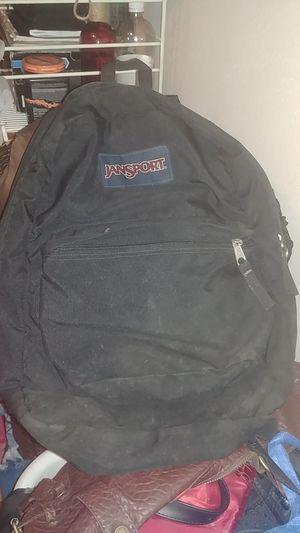 Jansport backpack black for Sale in Salem, OR