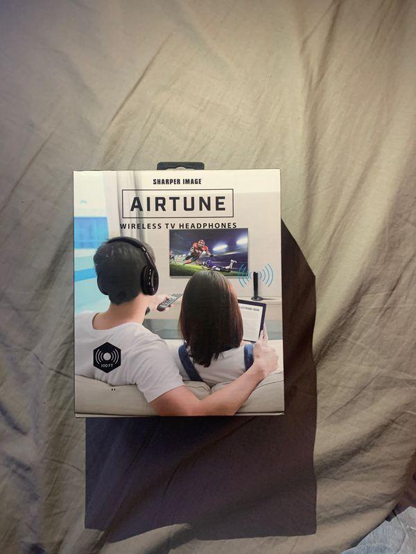 Airtune Wireless Tv Headphones