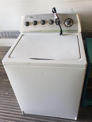 Whirlpool washer for Sale in Auburndale, FL