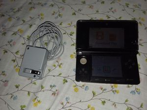 Nintendo DSi XL with charger for Sale in Phoenix, AZ