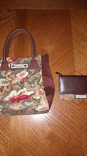 Longaberger purse and wallet combo for Sale in Portsmouth, VA
