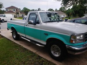 1991 ford f150 in good shape for Sale in Kissimmee, FL