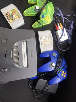 Nintendo 64 for Sale in South Gate, CA