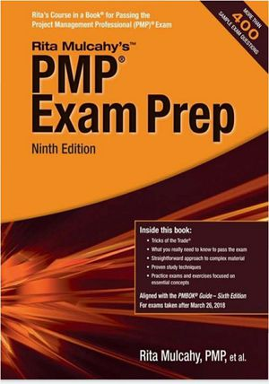 PMP Exam Prep Ninth Edition by Rita Mulcahy 9781943704040 eBook PDF free instant delivery for Sale in Ontario, CA