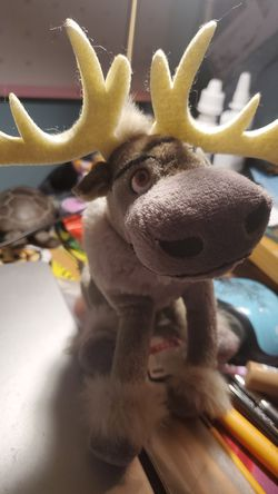 Sven plushie from Frozen for Sale in Blackstone,  MA