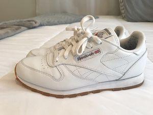 White Reebok Sneakers for Sale in Philadelphia, PA