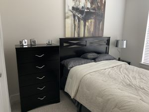 Queen Bedroom Set - Ashley's Furniture for Sale in Tampa, FL