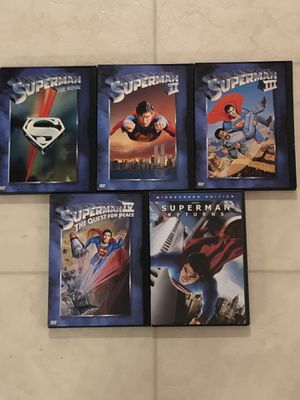 5 Superman Movies for Sale in Smyrna, TN