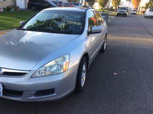 2007 Honda Accord for Sale in MADIGAN HOSP, WA