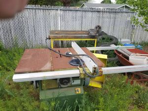 5hp tablesaw for Sale in Prineville, OR