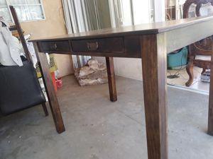Mesa para comer. 50 ×36 altura42.pulgadas. for Sale in Bloomington, CA