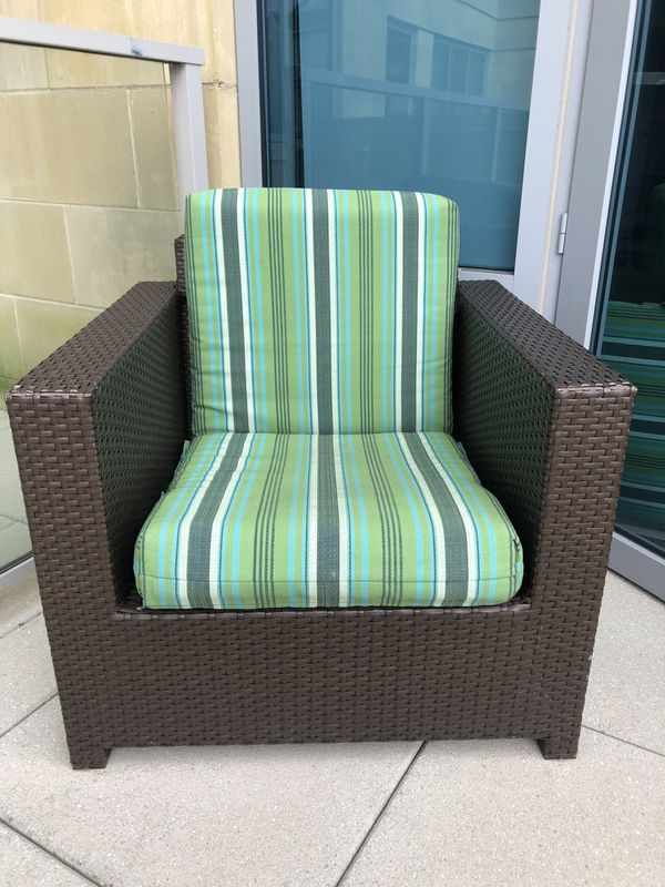 Patio Set Furniture With Cushions/pillows