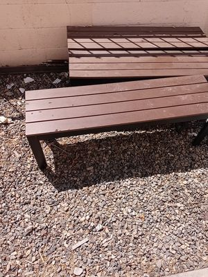 Bench for Sale in Anaheim, CA