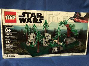 Lego Star Wars - Battle of Endor 20th Anniversary Edition Set 40362 for Sale in Falls Church, VA