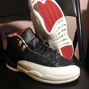Nike Air Jordan Retro 12 Chinese New Year Size 9.5 for Sale in Burkeville, VA