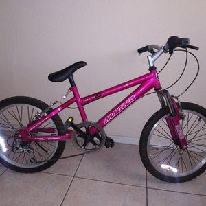 Girl 20' Bike Magna Great Divine Hardtail 6 Speed for Sale in Deltona, FL