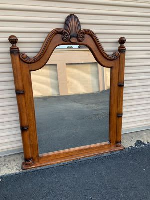 Antique mirror made in Thailand for Sale in West Springfield, VA