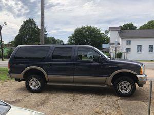 2000 Ford Excursion Limited Edition 6.8 v 10 gas for Sale in Birmingham, AL