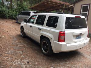 2008 Jeep Patriot for Sale in Olalla, WA