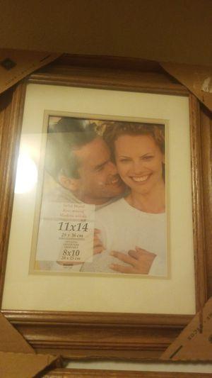 Oakwood picture frame for Sale in Visalia, CA