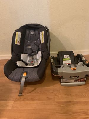 Car seat and base for Sale in Kansas City, MO