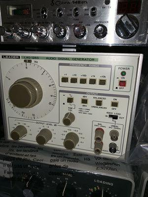 Leader LAG-126S Audio Signal Generator for Sale in Laguna Hills, CA