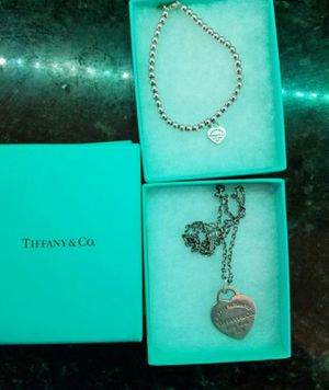 Tiffany and Co. necklace for Sale in Olmsted Falls, OH