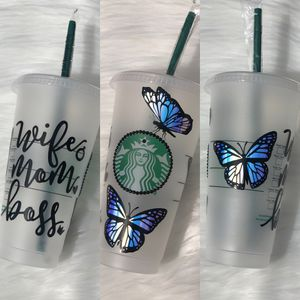 Starbucks holographic butterflies 🦋 for Sale in Dinuba, CA