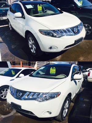 2010 Nissan Murano LÖW DOWN for Sale in Houston, TX