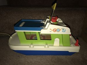 1972 Fisher-Price Houseboat for Sale in Glassport, PA