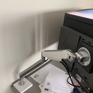 Humanscale Computer Monitor Arm Mount for Sale in North Tustin, CA