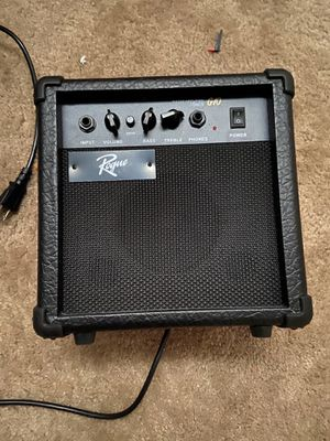 Rogue guitar amplifier for Sale in Euless, TX
