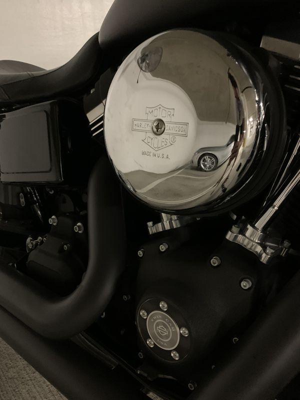 Harley Davidson Street Bob FXDB
