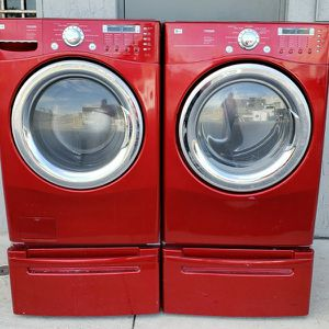 LG WASHER AND DRYER SET for Sale in Miami, FL