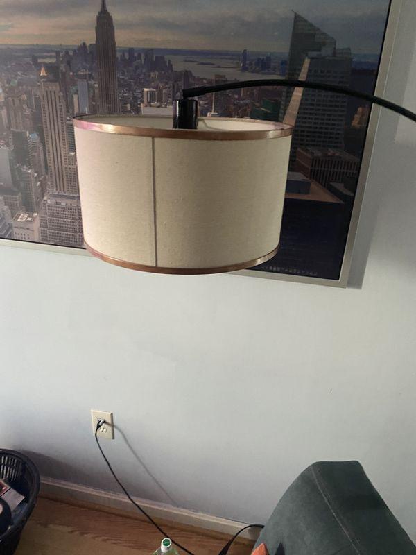 Living Room Overhead Lamp