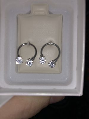 Brand new 16g septum/nipple rings for Sale in Brier, WA