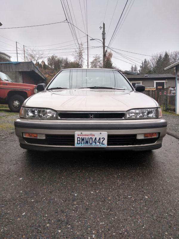 1990 Honda Accord lx automatic transmission