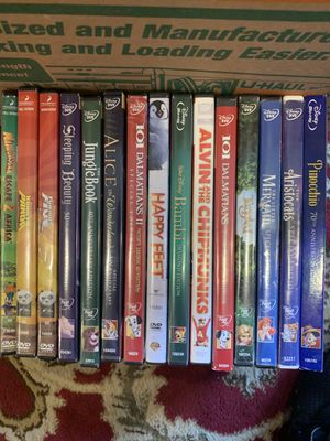 Children's DVD Bundle! Disney for Sale in Winter Garden, FL