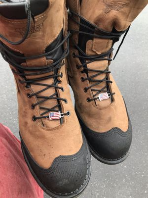 Red wing boots for Sale in Barrington, NJ