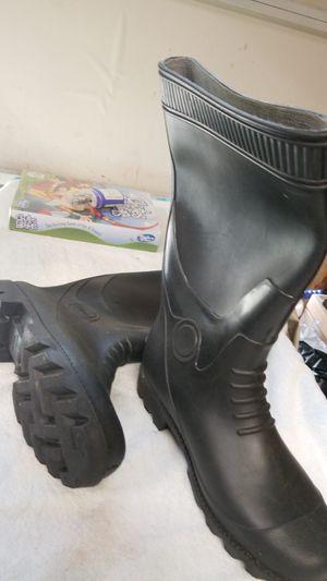 Men's Pariis rain boots size 12 for Sale in Kent, WA