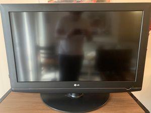 "37"" LG HDTV for Sale in Fairfax, VA"