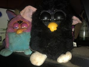 Furby Set w Instruction Manuel for Sale in Victoria, TX