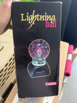 Lightening Ball for Sale in Chino, CA