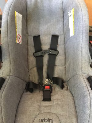 Urbini car seat & base for Sale in San Jose, CA