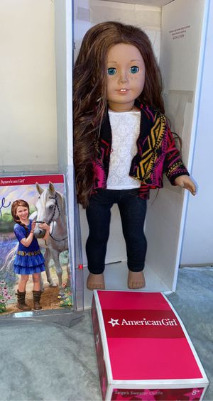 American girl doll Saige 2013 doll of the year for Sale in Denver, CO