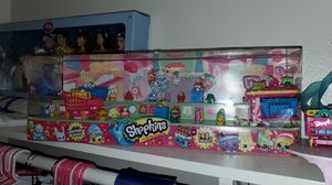 Shopkins toys in box for Sale in Fresno, CA