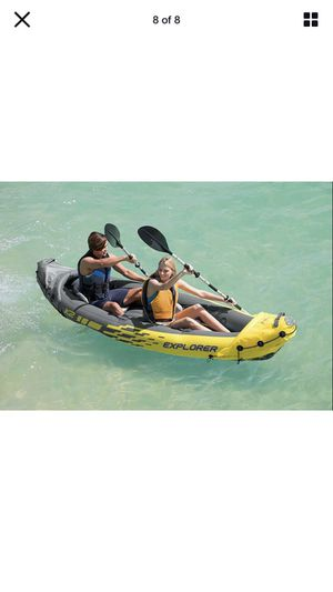 2 person Intex kayak new in box for Sale in Denver, CO
